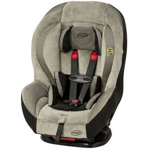 Evenflo Momentum 65 LX Convertible Car Seat - Black Rock (2014)