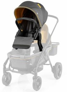 Evenflo Pivot Xplore Stroller Wagon Second Seat - Adventurer