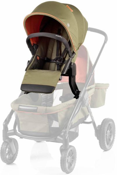 Evenflo Pivot Xplore Stroller Wagon Second Seat - Gypsy