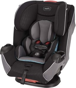 Evenflo Platinum Symphony LX All-in-One Convertible Car Seat - Montgomery