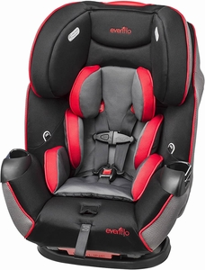 Evenflo Platinum Symphony LX All-in-One Convertible Car Seat - Kronus