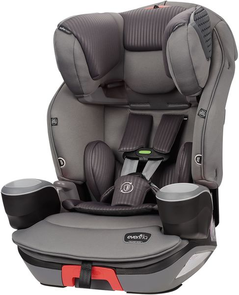Evenflo SafeMax 3-in-1 Combination Seat - Charcoal Fizz