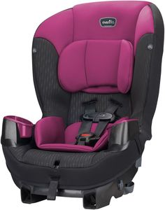 Evenflo Sonus Convertible Car Seat - Berry Beat