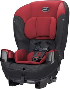Evenflo Sonus Convertible Car Seat - Rocco Red