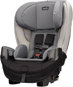 Evenflo Stratos Convertible Car Seat - Silver Ice