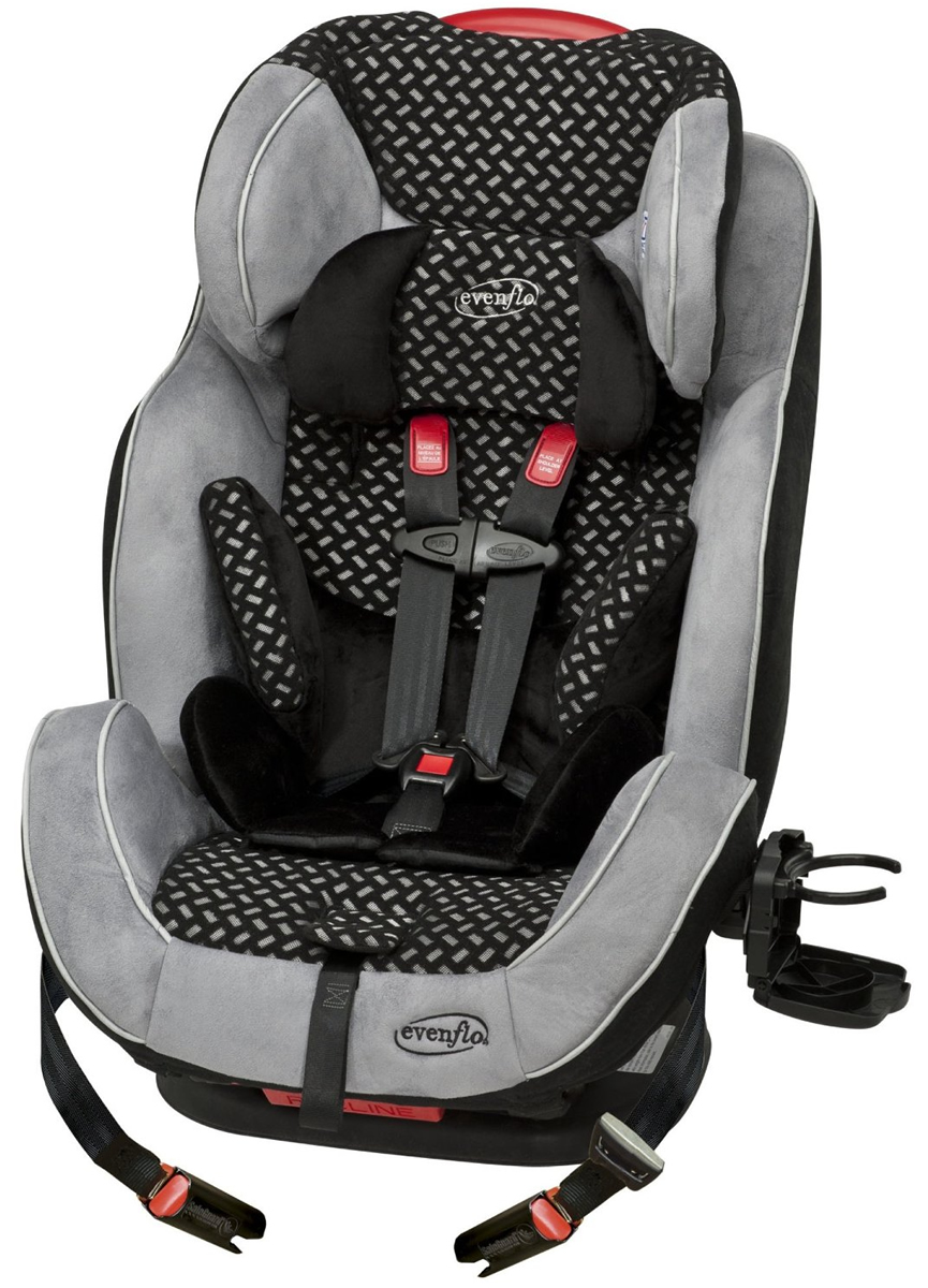 Evenflo Symphony 65 LX All-in-One Car Seat