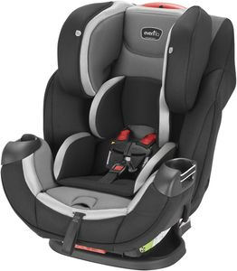Evenflo Symphony DLX All-in-One Convertible Car Seat - Apex
