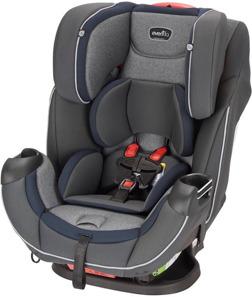 Evenflo Symphony DLX All-in-One Car Seat - Pinnacle