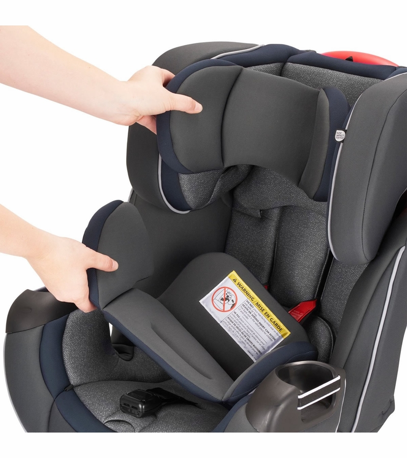 Evenflo Symphony DLX All-in-One Car Seat Pinnacle Baby Car Seats ...