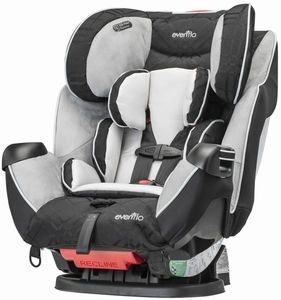 Evenflo Symphony LX All-in-One Car Seat - Crete