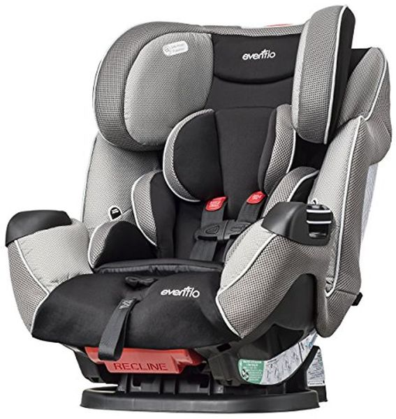 Evenflo Symphony LX All-in-One Car Seat - Harrison