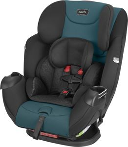Evenflo Symphony Sport All in One Car Seat - Blue Horizon