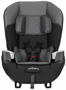Evenflo Urbini Presti Convertible Car Seat - Dark Grey