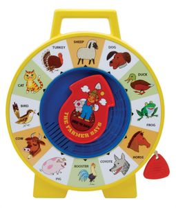 Fisher-Price Classic See 'N Say Farmer Says