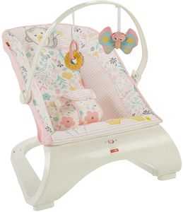 Fisher-Price Comfort Curve Bouncer - Pink