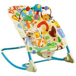 Fisher-Price Deluxe Infant-to-Toddler Comfort Rocker