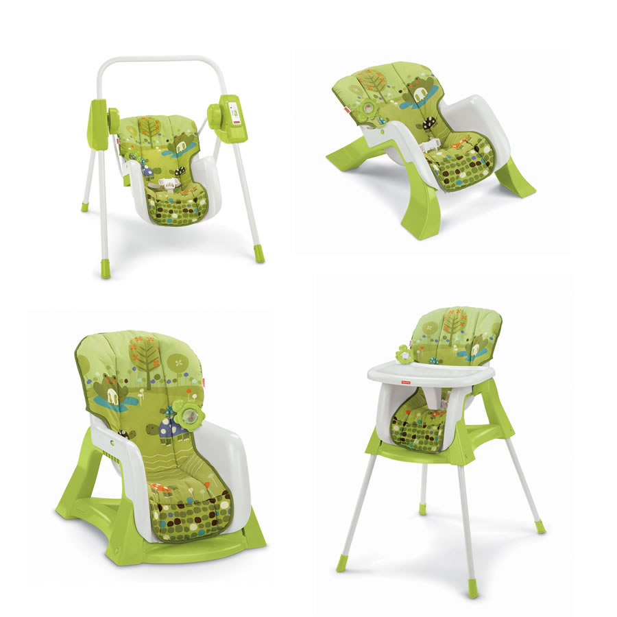 Fisher-Price EZ Bundle 4-in-1 Baby System