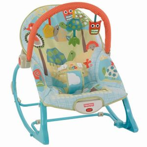 Fisher-Price Infant to Toddler Rocker - Turtle
