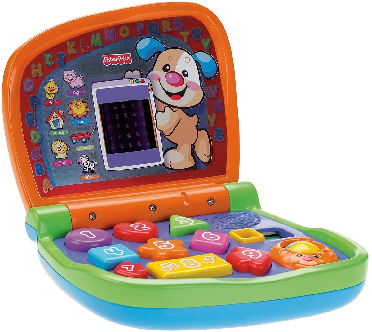 Fisher-Price Laugh & Learn Click & Learn Laptop - amazon.com