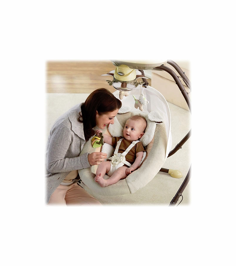 Fisher Price My Little Snugapuppy Cradle N Swing Recall