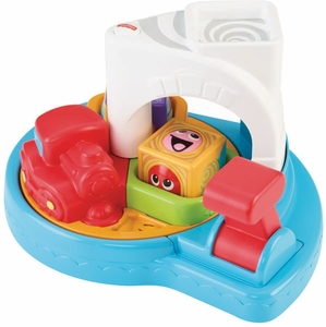 Fisher-Price Roller Blocks Whirlin' Train Town