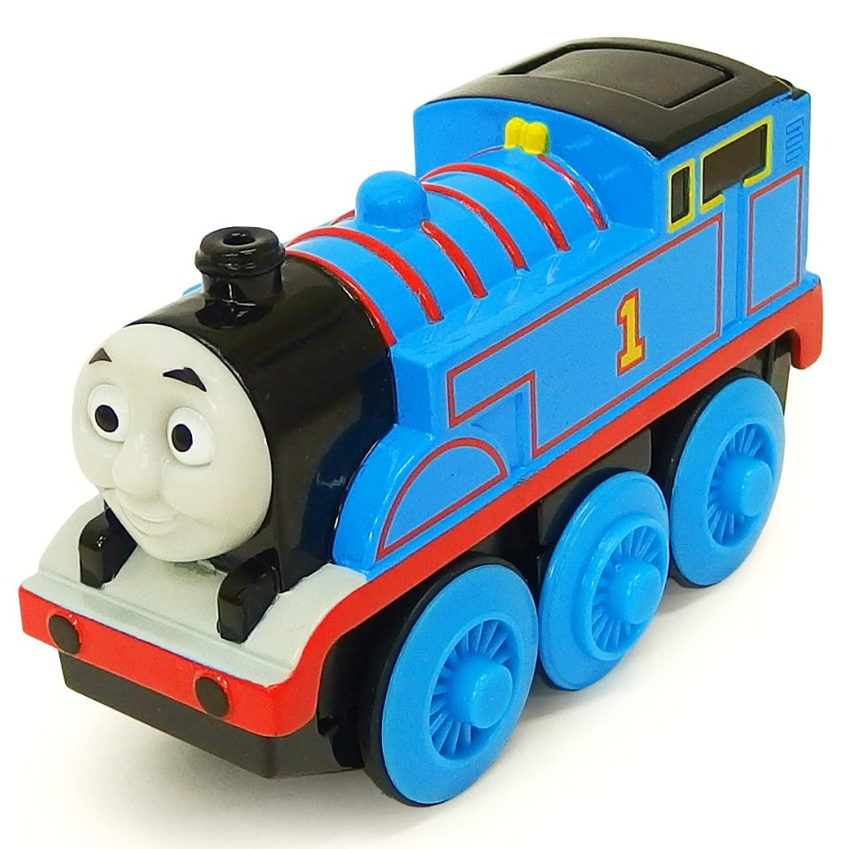 2cfcc7ccb06a Fisher-Price Thomas & Friends Battery-Operated Thomas