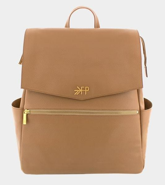 Freshly Picked Backpack Diaper Bag  - Butterscotch