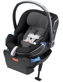 GB 2016 Idan Infant Car Seat - Monument Black