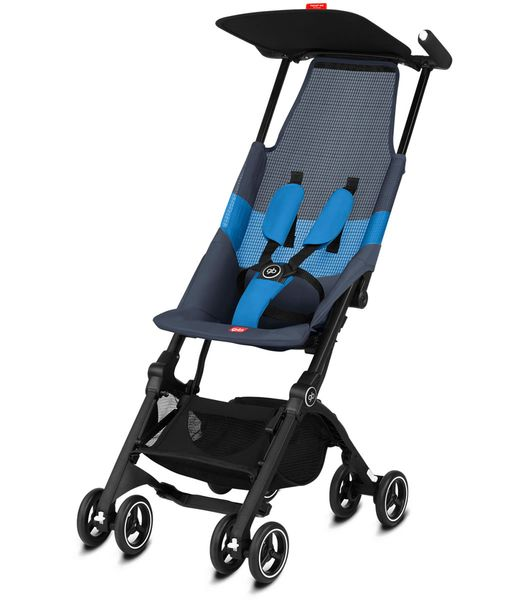 GB Pockit Air All-Terrain Ultra Compact Lightweight Stroller - Night Blue