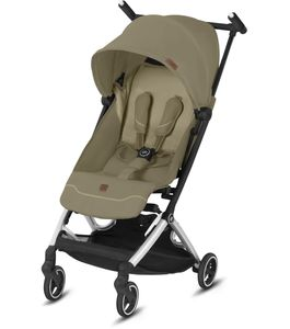 GB Pockit+ All-City Ultra Compact Lightweight Stroller - Vanilla Beige (Albee Exclusive)