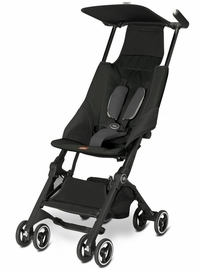 GB Pockit  Ultra Compact Lightweight Stroller - Monument Black