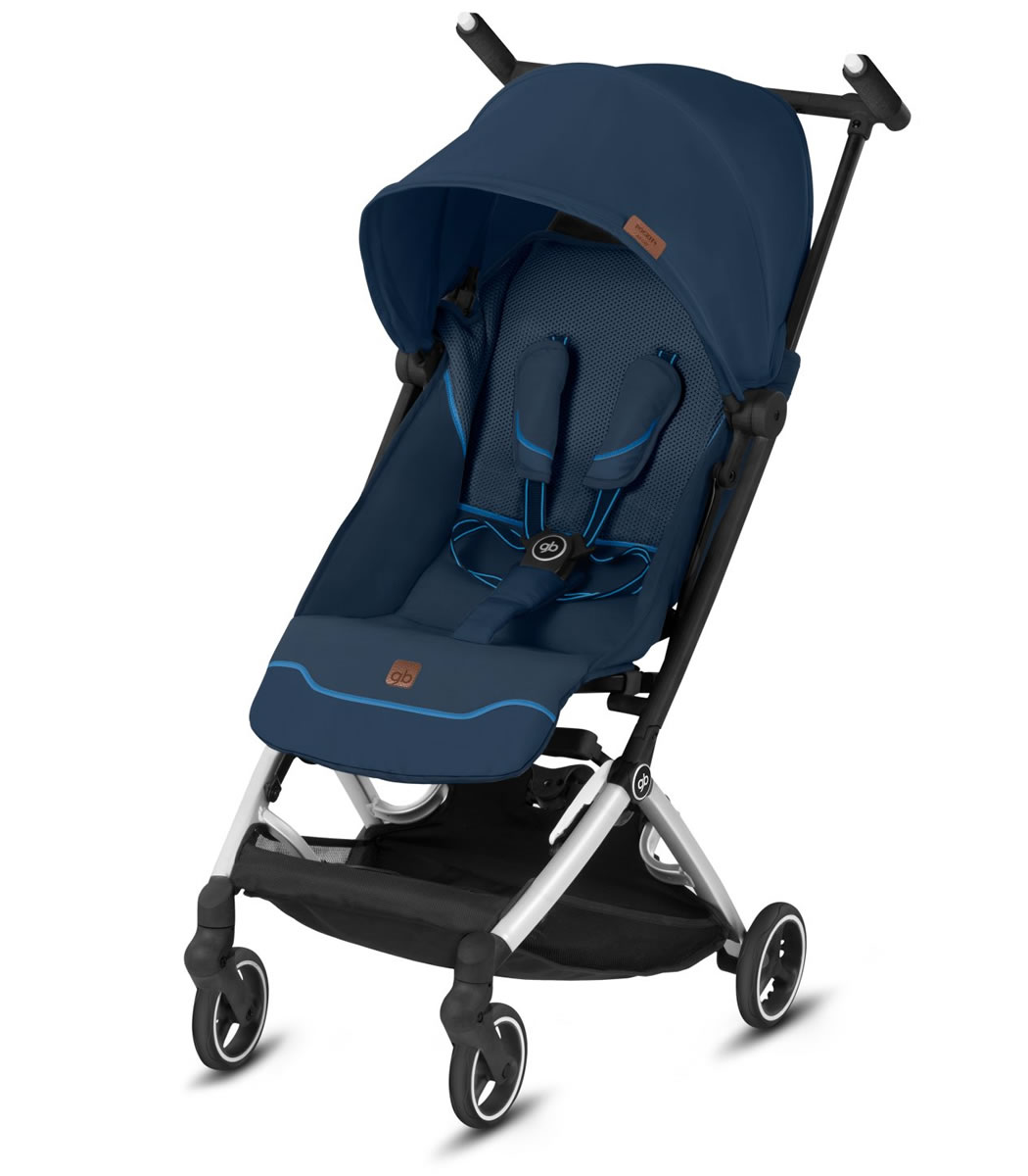 GB Pockit+ All-City Ultra Compact Lightweight Stroller ...