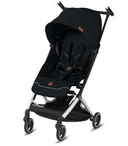 GB Pockit+ All-City Ultra Compact Lightweight Stroller - Velvet Black