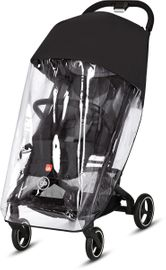 GB Qbit+ All-City Stroller Rain Cover