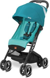 GB Qbit Plus Stroller - Capri Blue