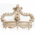 Glenna Jean Aged Wall Crown