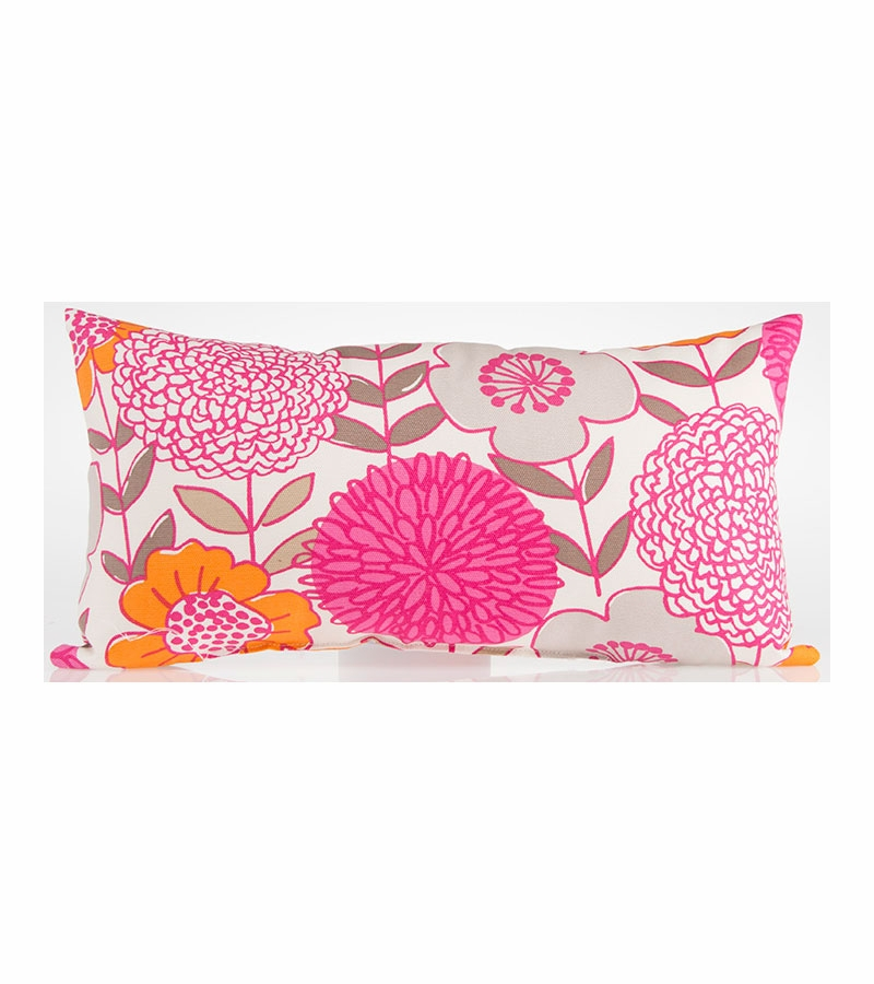 Glenna Jean Millie Rectangle Throw Pillow Floral