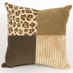 Glenna Jean Tanzania Patch Pillow