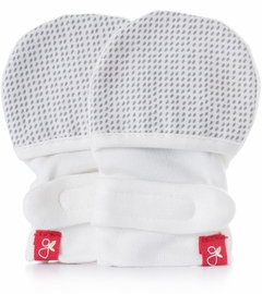 Goumikids Mitts, Drops Gray (0-3 Months)