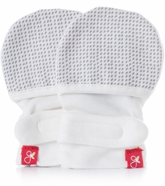 Goumikids Mitts, Drops Gray (3-6 Months)