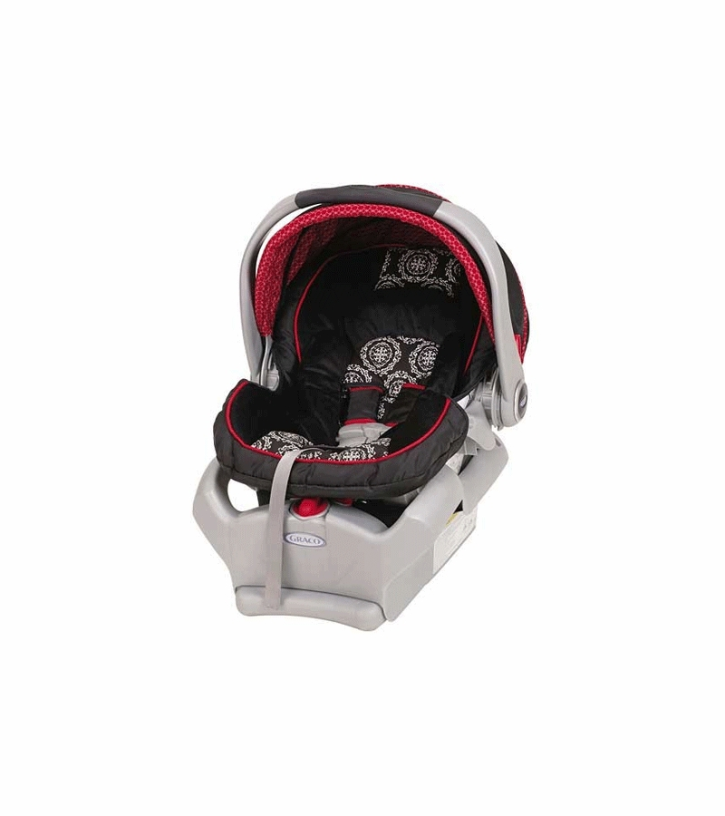 Graco 2010 Snugride 35 Infant Car Seat In Edgemont