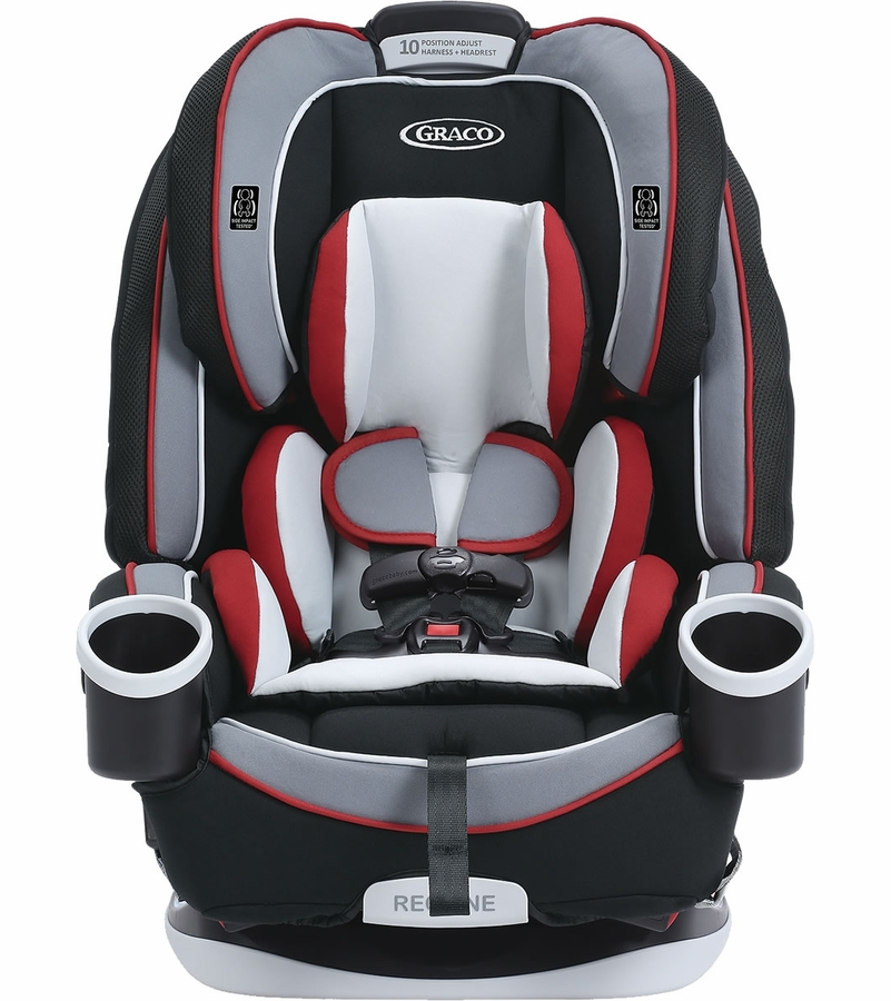 Graco 4ever All In One Convertible Car Seat Cougar