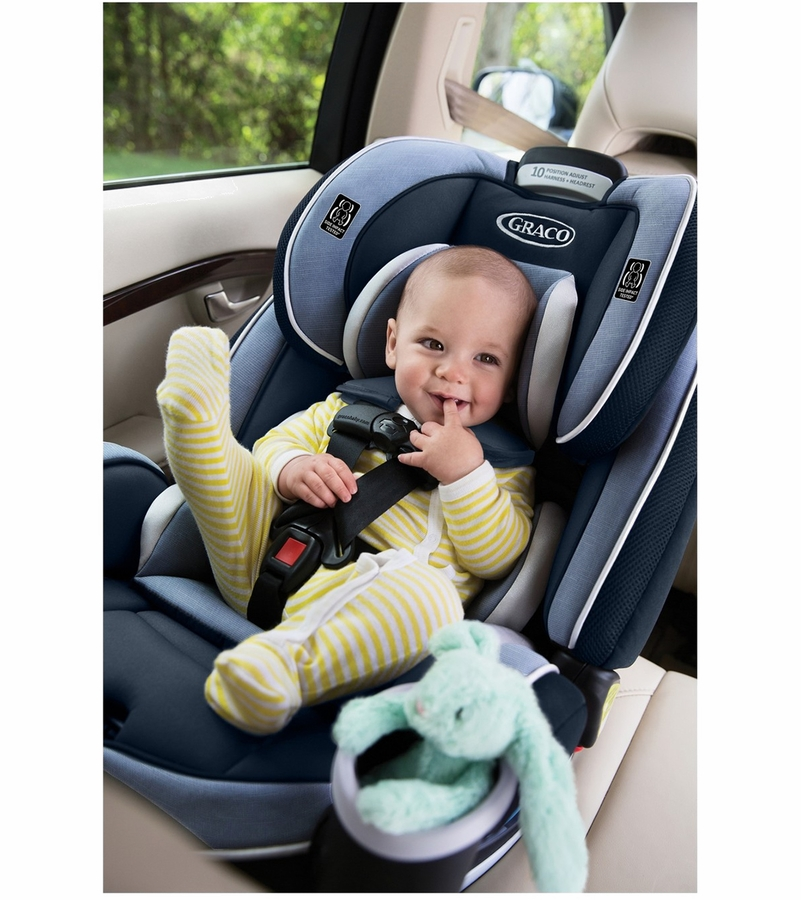 Graco 4ever All In One Convertible Car Seat Hadlee 6 Jpg