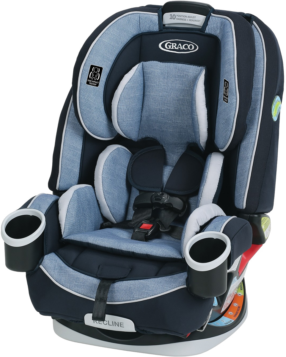 Graco 4ever All In One Convertible Car Seat Hadlee