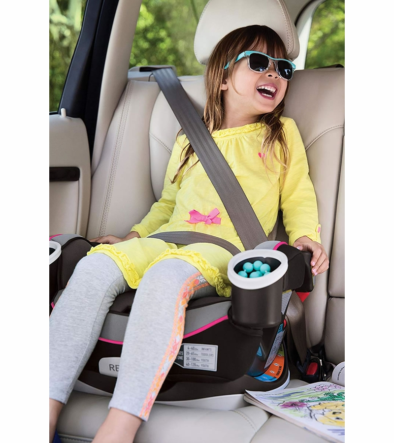 Graco 4ever All In One Convertible Car Seat Kylie