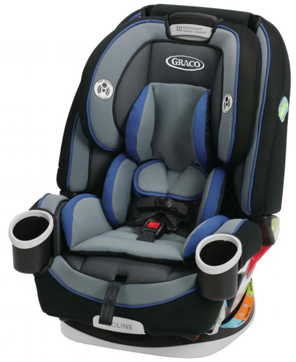 Graco 4Ever All-in-One Convertible Car Seat - Skylar