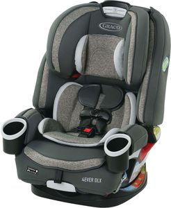 Graco 4Ever DLX 4-in-1 All-in-One Convertible Car Seat - Bryant