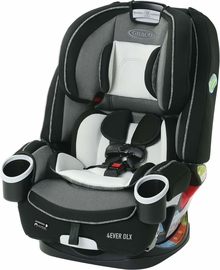 Graco 4Ever DLX 4-in-1 All-in-One Convertible Car Seat - Fairmont