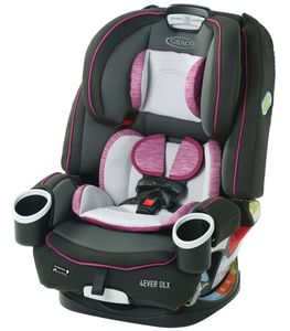 Graco 4Ever DLX 4-in-1 All-in-One Convertible Car Seat - Joslyn