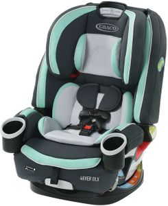 Graco 4Ever DLX 4-in-1 All-in-One Convertible Car Seat - Pembroke